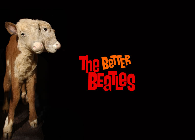 The Better Beatles logo