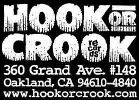 Hook or Crook logo